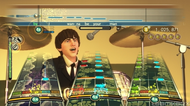 the beatles: rock band drums