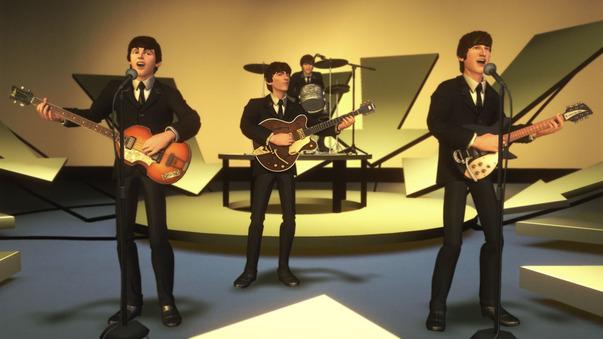 the beatles: rock band ed sullivan